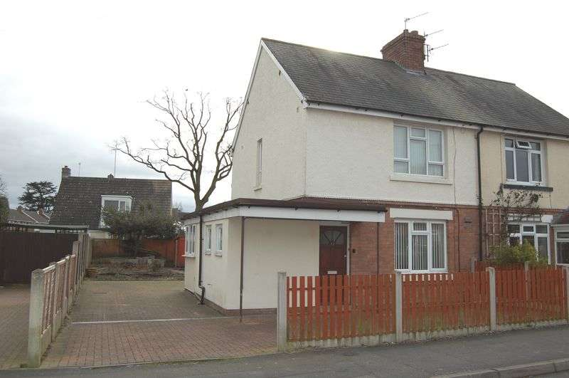 3 Bedrooms Semi Detached House for sale in Lyncroft, Albrighton Wolverhampton.
