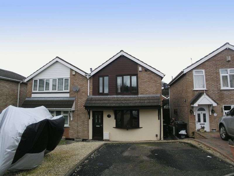 3 Bedrooms Semi Detached House for sale in BRIERLEY HILL, Withymoor Village, Plants Hollow