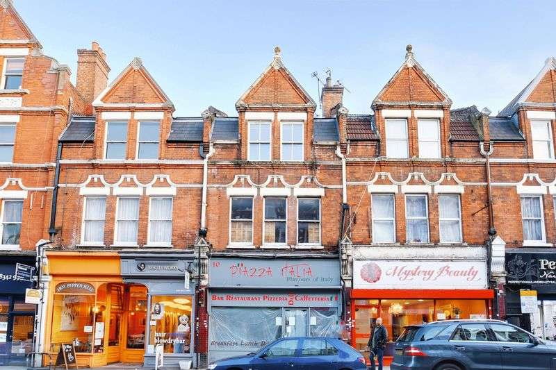 1 Bedroom Flat for sale in Broadway Parade, N8