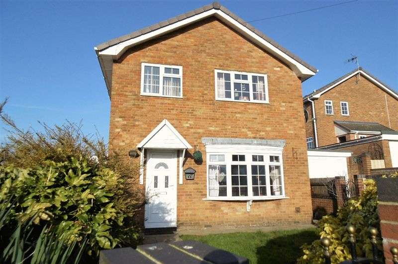 3 Bedrooms Detached House for sale in Ruspidge, Cinderford, Gloucestershire