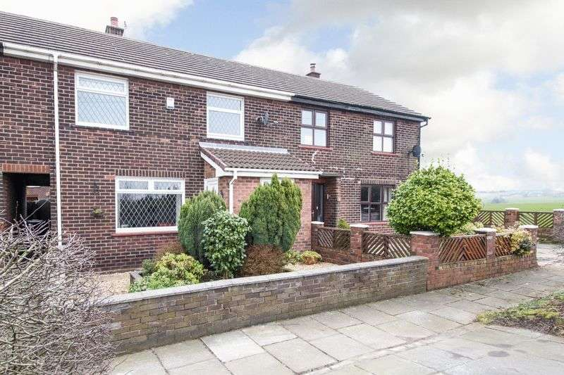 3 Bedrooms Terraced House for sale in Hampson Green, Wigan