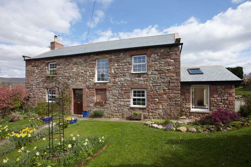 3 Bedrooms Detached House for sale in Winns Cottage, Warcop, Appleby in Westmorland