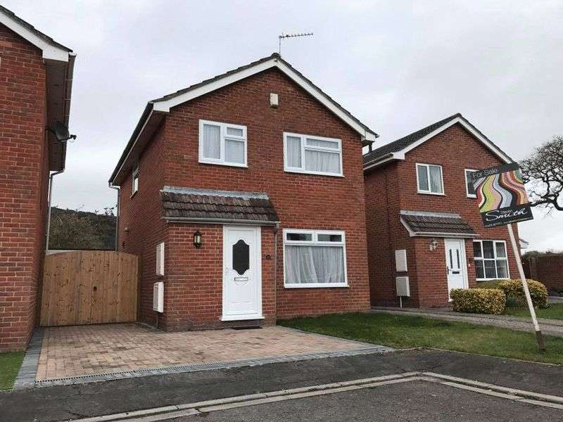 3 Bedrooms Detached House for sale in Brookfield Walk, Clevedon