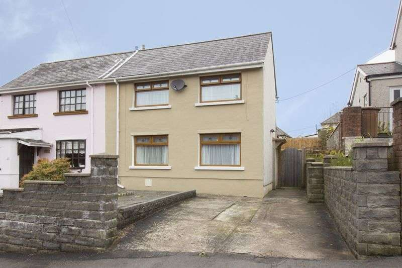 3 Bedrooms Semi Detached House for sale in Llanfach Road, Newport