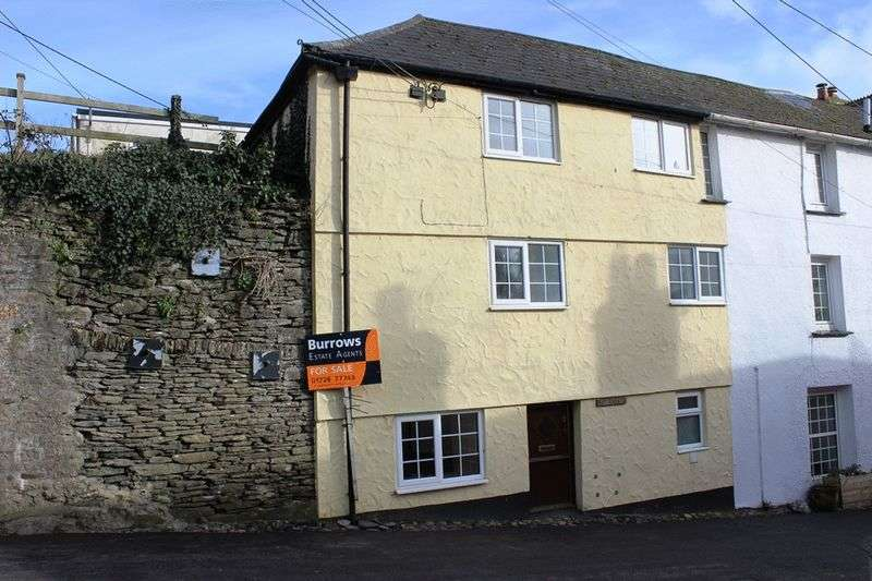 3 Bedrooms Semi Detached House for sale in Cliff Street, Mevagissey