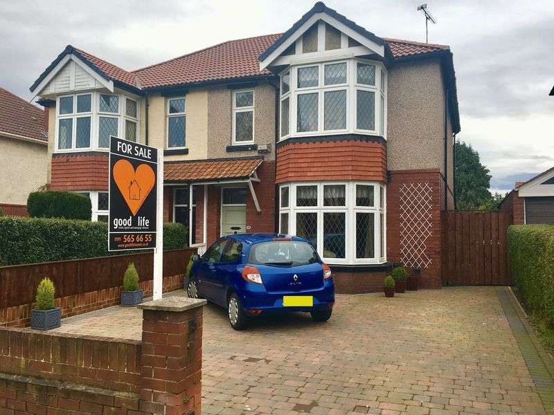 4 Bedrooms Semi Detached House for sale in Humbledon Park, Barnes, Sunderland