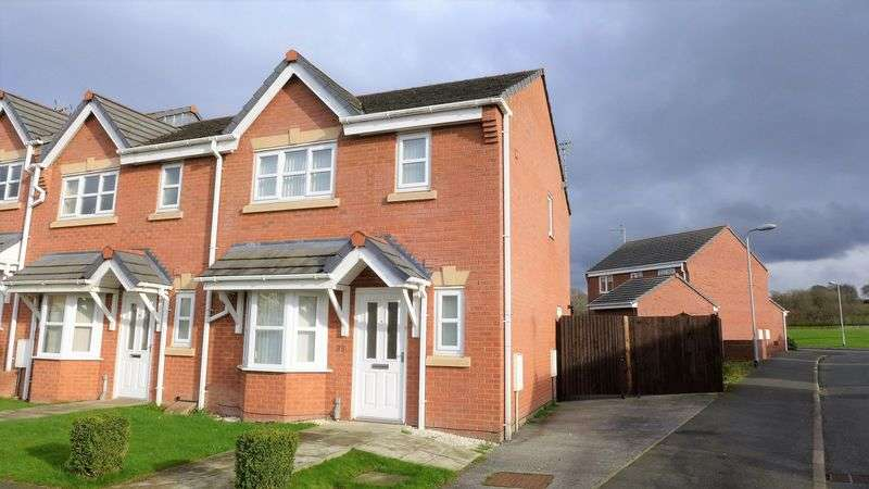 3 Bedrooms House for sale in Gorse Close, LL14