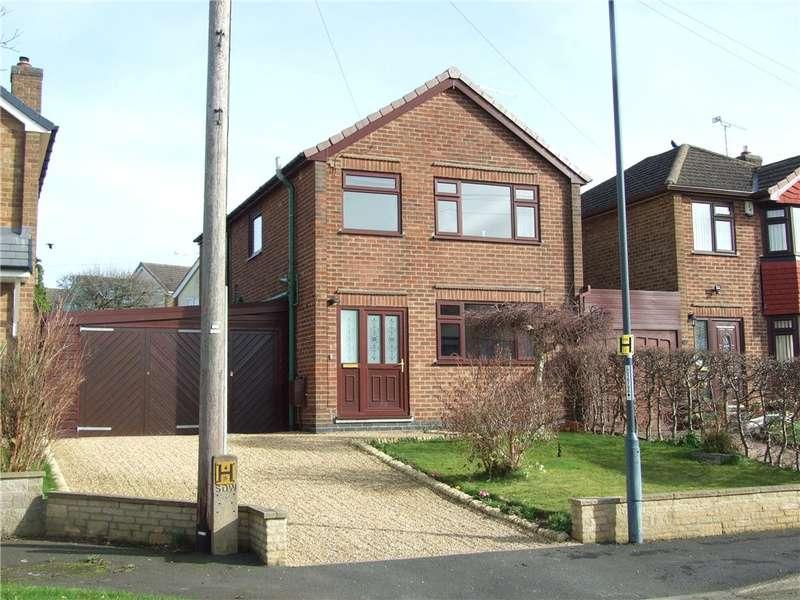 3 Bedrooms Detached House for sale in Lochinvar Close, Spondon, Derby, DE21