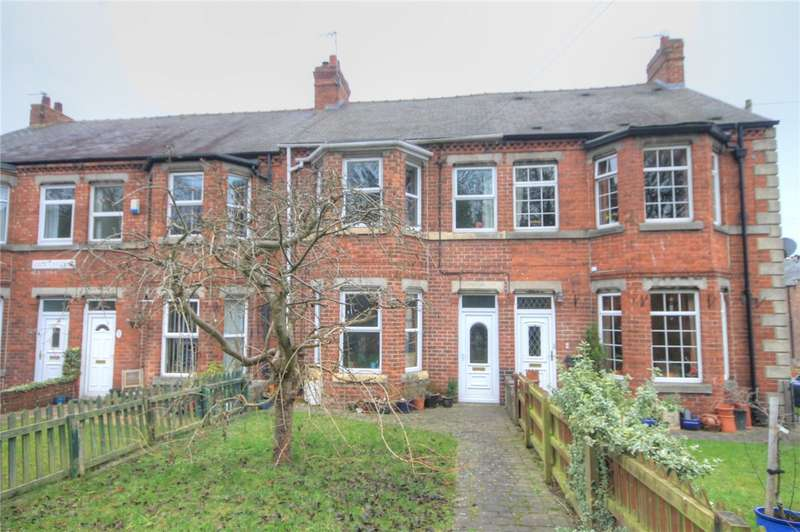 3 Bedrooms Terraced House for sale in Cecil Crescent, Lanchester, Durham, DH7
