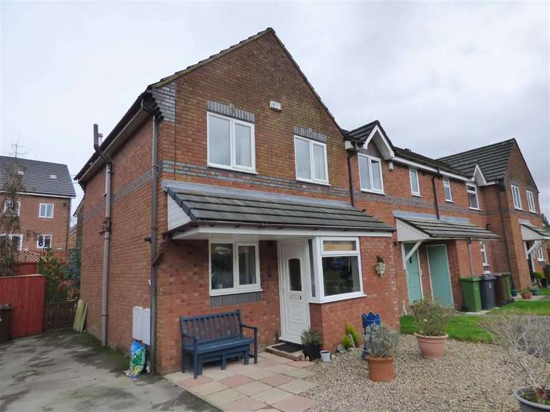 3 Bedrooms Property for sale in Brooklands Close, Mossley, Ashton-under-lyne, Lancashire, OL5