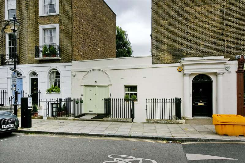 2 Bedrooms House for sale in River Street, Finsbury, EC1R