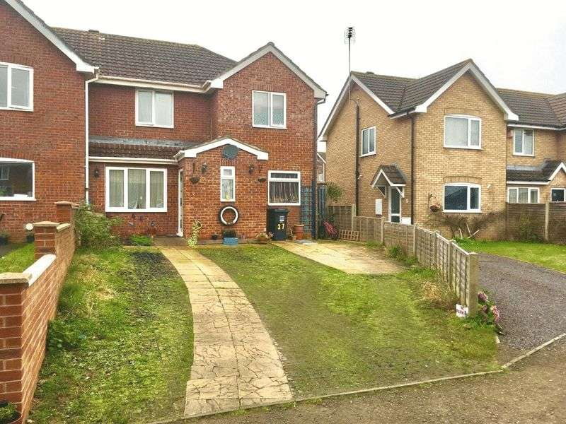 4 Bedrooms Semi Detached House for sale in West Garston, Banwell