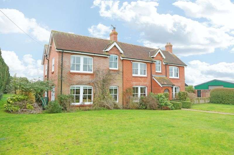 5 Bedrooms Detached House for sale in Bromham, Wiltshire, SN15 2JA