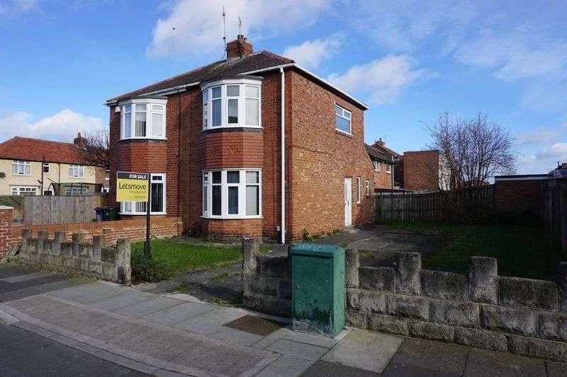 2 Bedrooms Semi Detached House for sale in ** HOT PROPERTY ** Weardale Avenue, Walkerdene