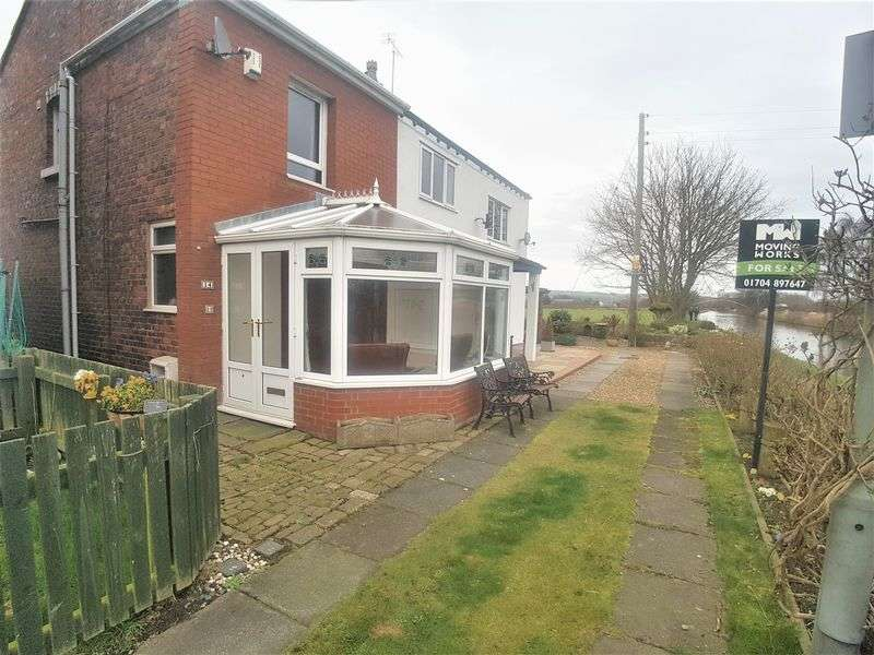 2 Bedrooms Terraced House for sale in Ring O Bells Lane, Lathom, Ormskirk