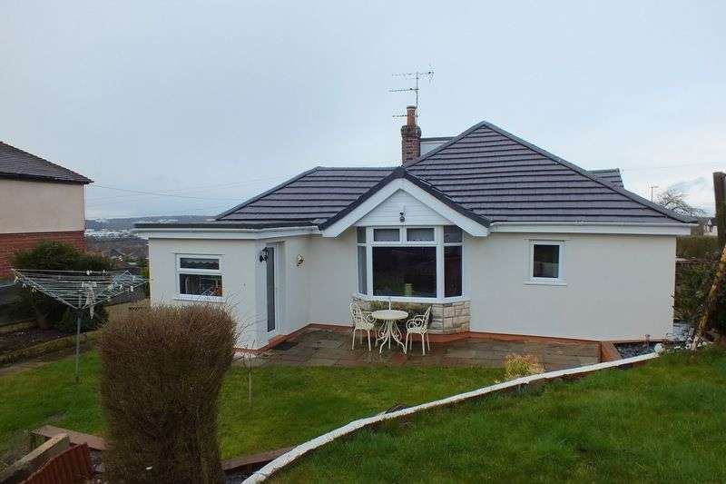2 Bedrooms Semi Detached Bungalow for sale in Norton Avenue, Burslem, Stoke-On-Trent
