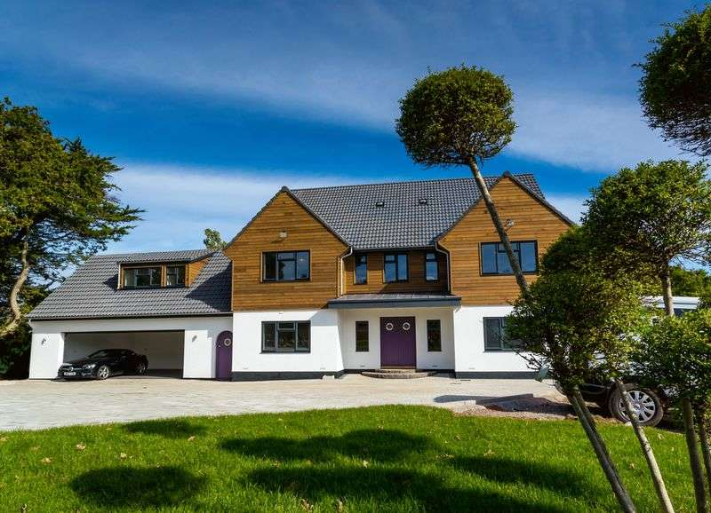 6 Bedrooms Detached House for sale in Hulham Road, Higher Exmouth