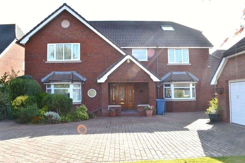 6 Bedrooms Detached House for rent in Barchester Drive, Riverside Drive, Liverpool