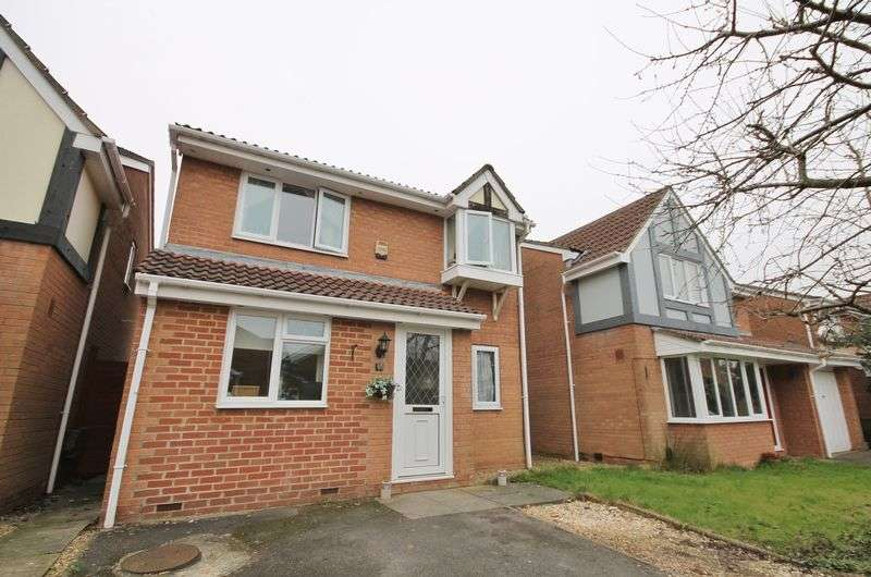 3 Bedrooms Detached House for sale in The Worthys, Bristol