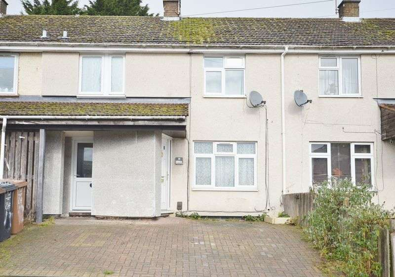 3 Bedrooms Terraced House for sale in Llewellyn Walk, Corby