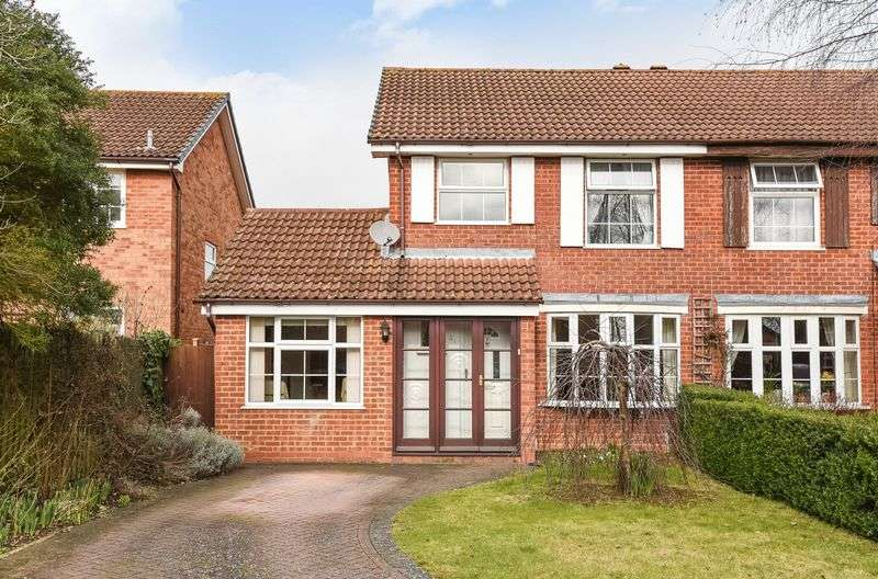 4 Bedrooms Semi Detached House for sale in Rivy Close, Abingdon