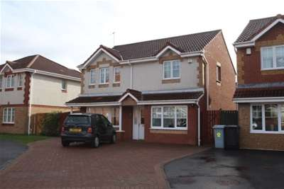 4 Bedrooms Detached House for rent in Westfarm Wynd, Cambuslang