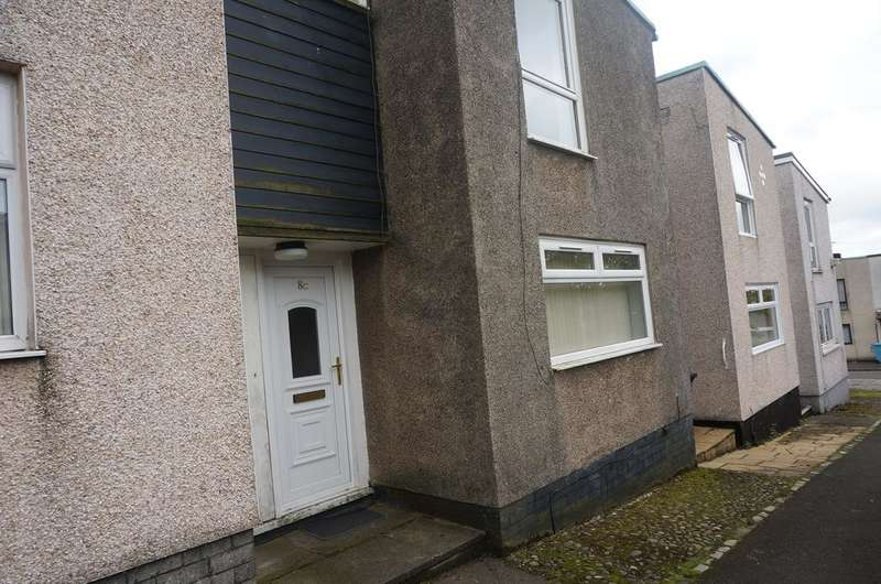 2 Bedrooms Terraced House for sale in Lennox Road, Seafar, Cumbernauld G67