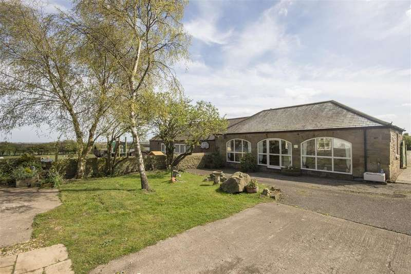 3 Bedrooms Barn Conversion Character Property for sale in Crowden Hill Farm, Ulgham, Morpeth, Northumberland NE61