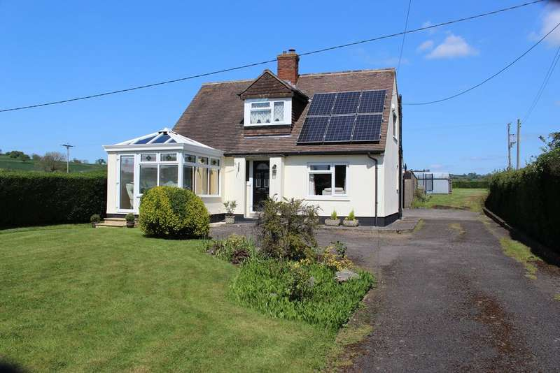 3 Bedrooms Detached House for sale in EVERCREECH