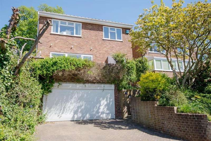 4 Bedrooms Detached House for sale in Roman Heights, Maidstone, Kent