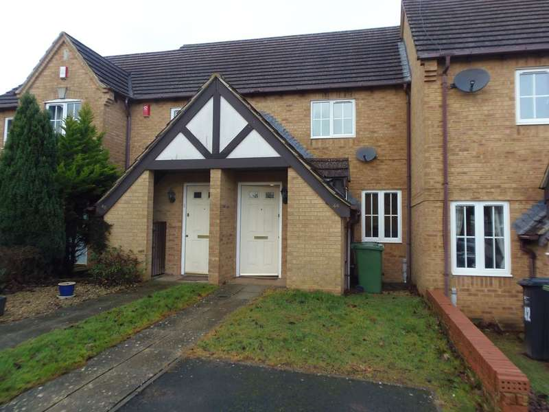 2 Bedrooms Terraced House for sale in 44 Bramley Orchards, BROMYARD, HR7