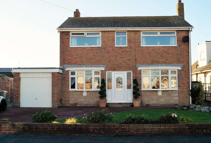 4 Bedrooms Detached House for sale in Hove Avenue, Fleetwood, Lancashire, Blackpool FY7