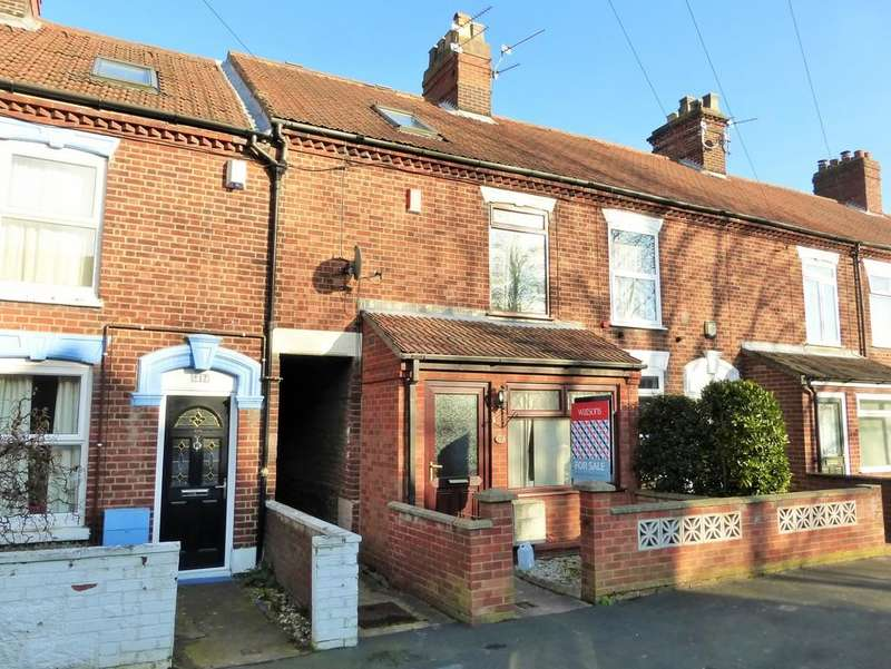 4 Bedrooms Terraced House for sale in Bertie Road, Norwich