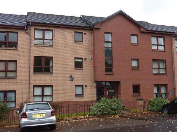 2 Bedrooms Flat for sale in North Woodside, West End G20