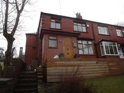 4 Bedrooms Semi Detached House for sale in Dobcross New Road, Dobcross OL3