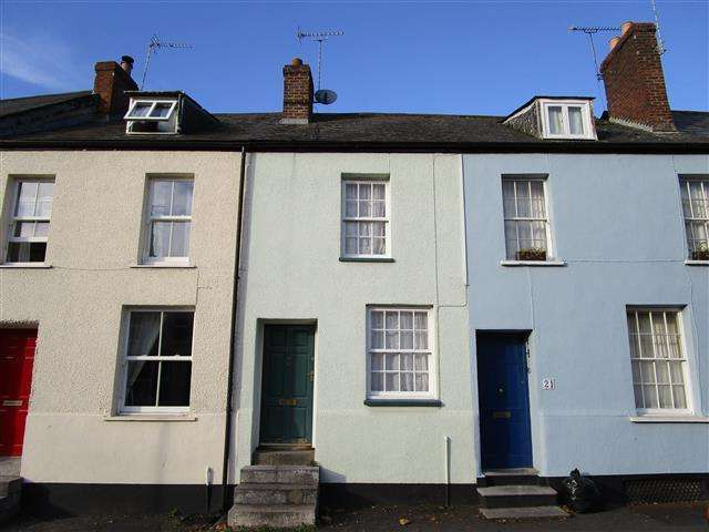 2 Bedrooms Terraced House for sale in Mantle Street, Wellington TA21