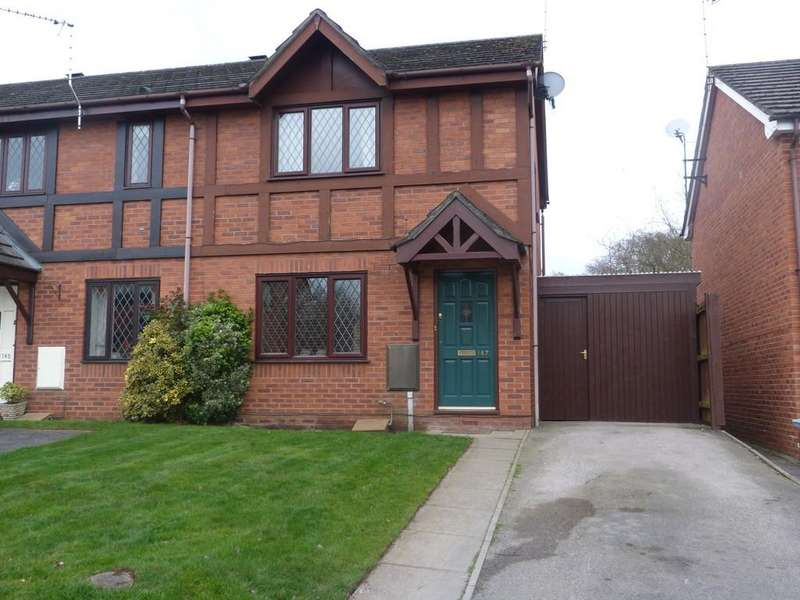 3 Bedrooms End Of Terrace House for sale in Field Lane Wistaston Crewe