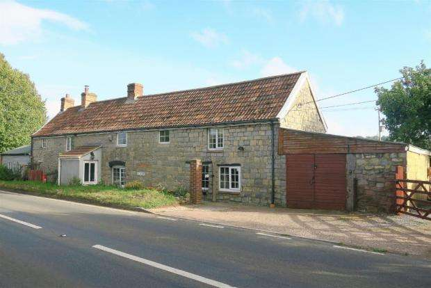 3 Bedrooms Cottage House for sale in Wrantage, Taunton TA3