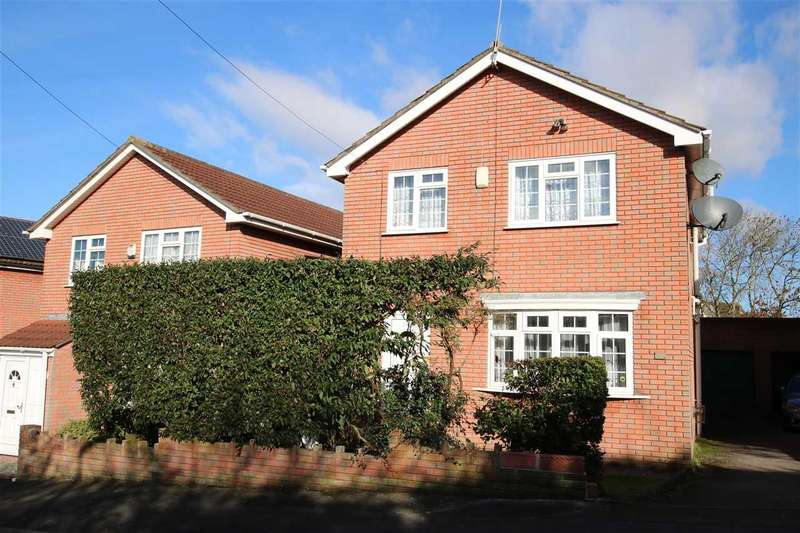 4 Bedrooms Detached House for sale in Ansteys Road, Hanham, Bristol