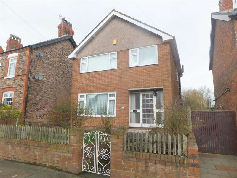 3 Bedrooms Detached House for sale in Old Lane, Eccleston Park, Prescot