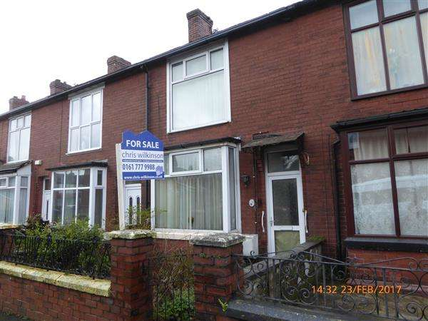 2 Bedrooms Terraced House for sale in 48 Glen Avenue, Deane Bl3 5QY