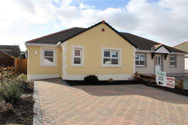 2 Bedrooms Semi Detached Bungalow for sale in 105 Gibbas Way
