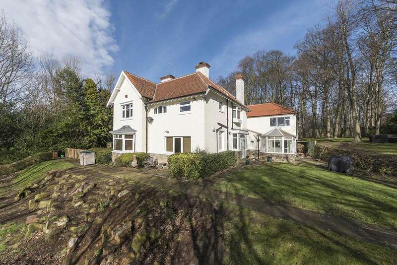 7 Bedrooms Detached House for sale in Inglewood, Great North Road, Gosforth, Newcastle upon Tyne NE3