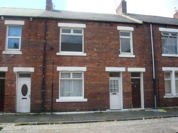 2 Bedrooms Flat for sale in Russell Street, Jarrow