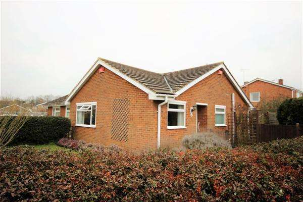 2 Bedrooms Semi Detached Bungalow for sale in Giraud Drive, Faversham