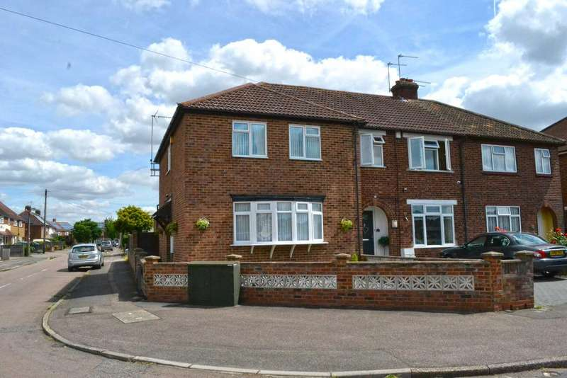 3 Bedrooms Terraced House for sale in Stockfield Avenue, Hoddesdon, Hoddesdon EN11
