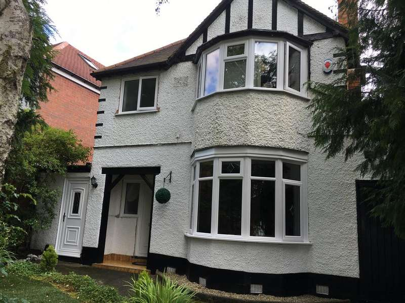 4 Bedrooms Detached House for sale in 14 Burnaston Road, Hall Green, Birmingham B28