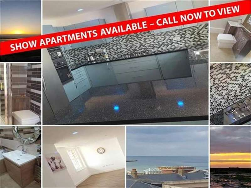 3 Bedrooms Flat for sale in Nurses Residence, MARGATE, Canterbury Road, Kent