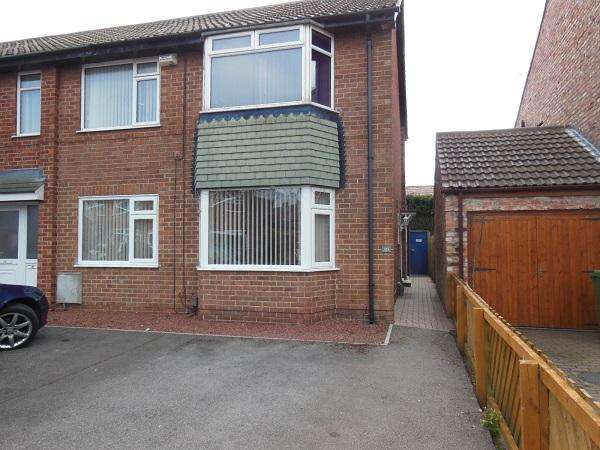 3 Bedrooms Ground Flat for sale in Lynmouth Road, Norton, Stockton on Tees TS20