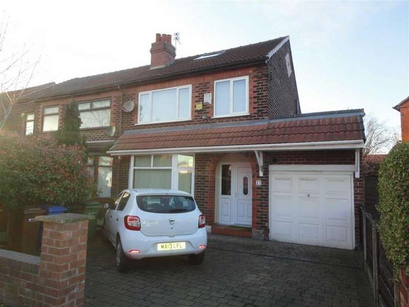 3 Bedrooms Semi Detached House for sale in Windmill Lane, Reddish